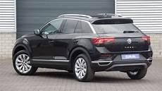 Volkswagen New T Roc 2018 Sport Black Pearl 17 Inch