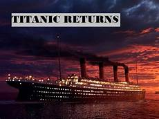 titanic returns to theaters to celebrate its 20th anniversary