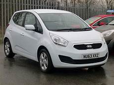 Used Kia Venga 2 Automatic Tottington Motor Company Ltd