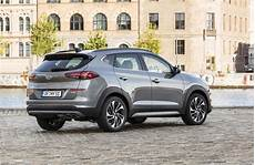 2019 hyundai tucson revealed with new 48v mild hybrid