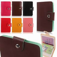 Small Size Portable 24 Slots Business Id Credit Card