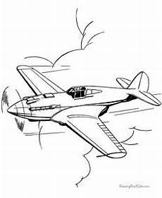 ausmalbilder polizei flugzeug 01 ausmalbilder