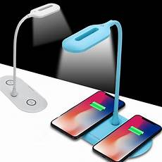 Bakeey 25led Wireless Charger Charging Touch bakeey 20w dual qi wireless phone charger usb charge led
