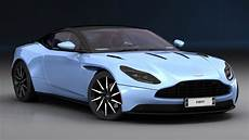 aston martin db11 2019 3d model turbosquid 1360271