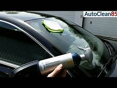 Autoscheibe Innen Reinigen - autoscheiben richtig und streifenfrei reinigen