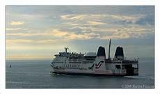 Fähre Frankreich - die f 228 hre quot seafrance cezanne quot calais frankreich auf dem