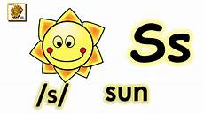 sun lettere where is ss letters s song phonics abcs