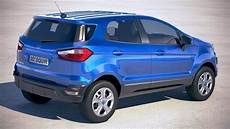 ford trend 2018 ford ecosport trend eu 2018