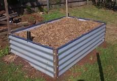 forum diy colorbond raised garden bed