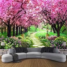 small flower wallpaper for wall custom 3d photo wallpaper flower cherry blossom