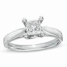 celebration canadian ideal 0 70 ct princess cut diamond