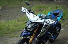 Xabre Modif Moge by Terinspirasi Dari Moge Yamaha Mt 09 Rally