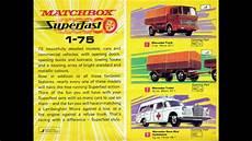 Lesney S Matchbox Catalogue International 1970