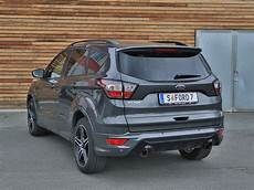 ford kuga 2 0 tdci 150 ps at awd st line testbericht