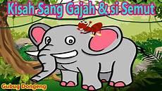 53 Gambar Kartun Gajah Dan Semut Himpun Kartun