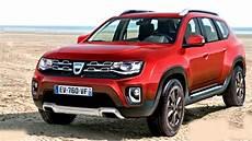 Dacia Duster 2017 2018 Look