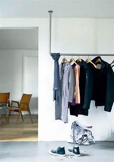 Kleiderstange Aus Rohren - garderobe aus rohren cool garderobe flur