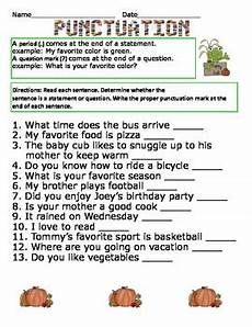 insert punctuation worksheets 20803 punctuation worksheet by the green teachers pay teachers