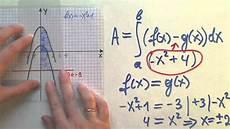 fl 228 cheninhalt zwischen zwei graphen im eingeschlossenen