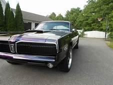 Purchase Used 1968 Mercury Cougar Custom 43000 Miles Not