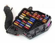 2004 volkswagen fuse box dash fuse box panel pigtail 99 05 vw jetta golf gti beetle mk4 bew tdi ebay