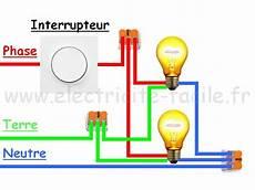 dominos electrique interdit comment brancher plusieurs les sur un interrupteur