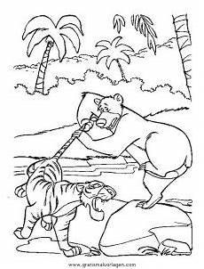Dschungelbuch Malvorlagen Quest Dschungelbuch010 Gratis Malvorlage In Comic