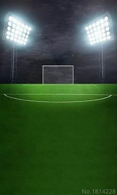 3x5ft Football Field Celebration Theme Photography by 3x5ft Green Grass Football Soccer Court Field