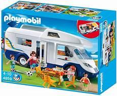 Playmobil Wohnmobil Ausmalbild Playmobil 174 Familien Wohnmobil 4859 Preisvergleich Test