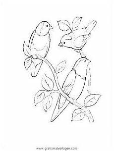 ausmalbilder vogelhochzeit kinder ausmalbilder