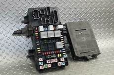 2007 f150 engine compartment fuse box 2007 f150 crew cab interior engine fuse relay power distribution box factory oem ebay