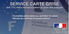service carte grise garage srvo