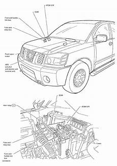 2009 Nissan Titan Fuse Diagram Decor