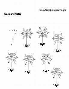 free printable halloween math worksheets for pre school