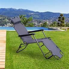 chaise longue jardin chaise longue de jardin mexico grey