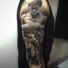 3 D Tattoos - 50 extraordinary 3d designs for the