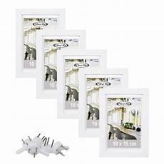 bilderrahmen bestellen schlichte moderne bilderrahmen 10x15 cm als set g 252 nstig