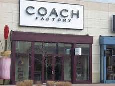 coach factory store to pop up at foothills mall news