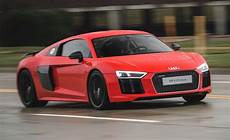 2016 audi r8 v10 plus spec test review car and driver
