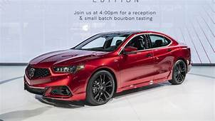 2020 Acura TLX PMC Edition Will Be Built By Hand In The