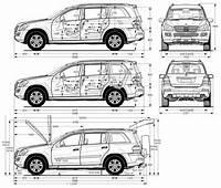 Mercedes Gl Dimensions