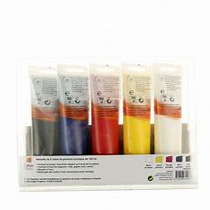 Pack Peinture Acrylique Culturabasics 5 120ml