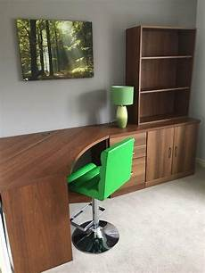walnut home office furniture walnut office furniture dfs in brough east yorkshire