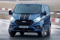 ford transit custom sport gains 185ps 2 0l diesel for
