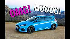 3 reasons to not buy the ford focus rs