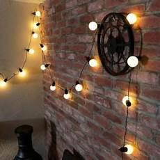 guirlande lumineuse d 233 corative festoon style ambiance