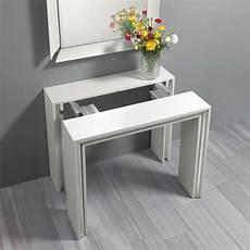 console cucina consolle allungabile leonardo in legno laminato 90 x 45 x