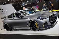 Infiniti Q60 Black S Performance Hybrid Unveiled At