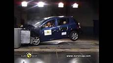 La Dacia Sandero Obtient Quatre 233 Toiles Aux Crash Tests