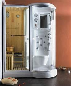 cabina doccia con sauna e bagno turco sauna finlandese 168x95 con cabina idromassaggio